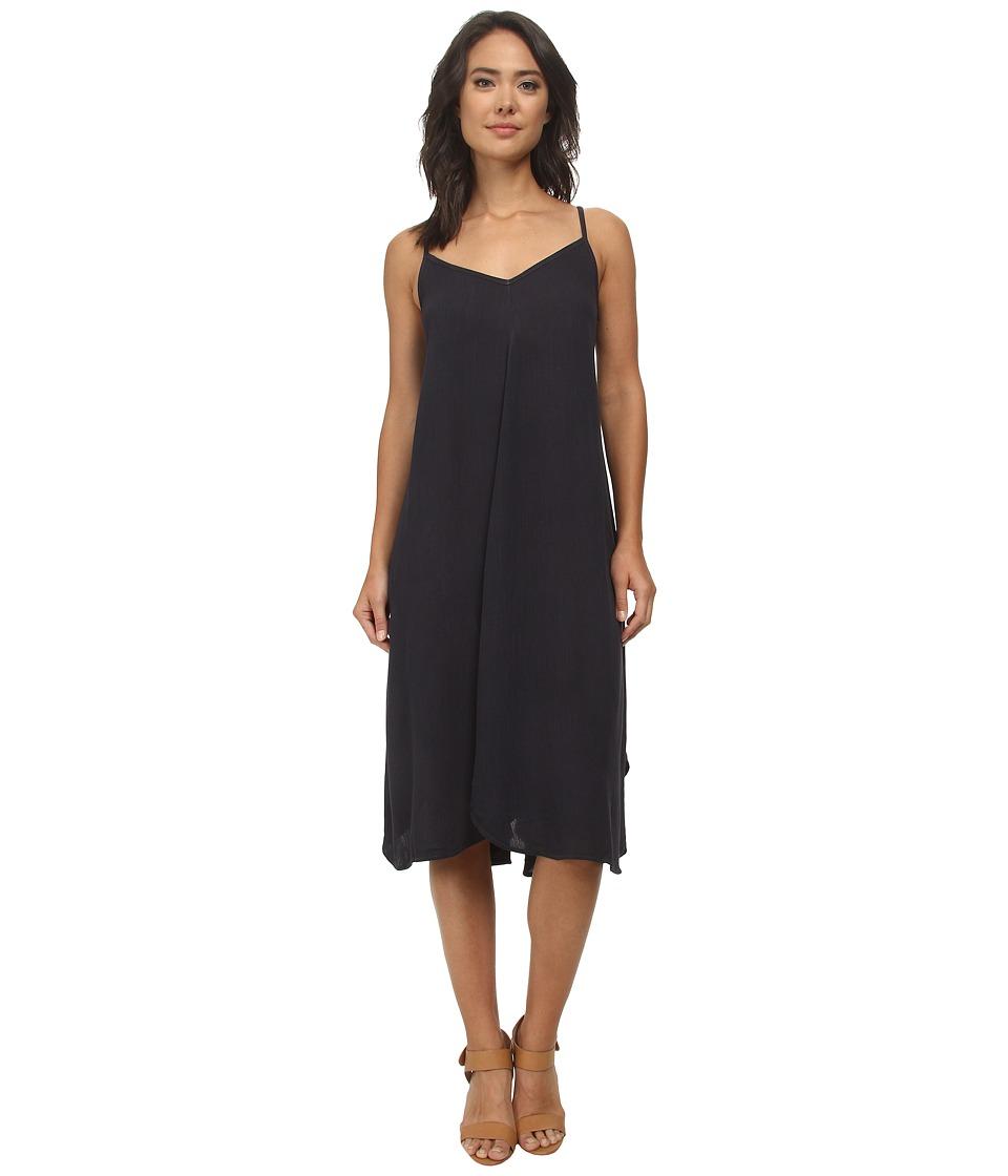 Allen Allen - Cami Dress (Flint) Women