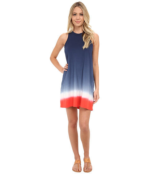 Alternative - Modal Halter Dress (United Dip Dye) Women