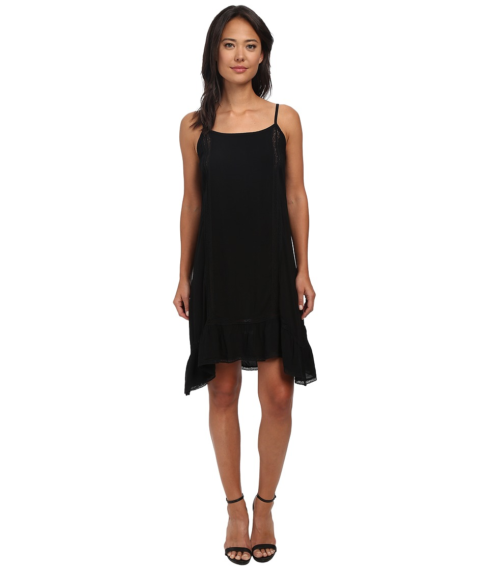 Allen Allen - Cami Dress (Black) Women's Dress