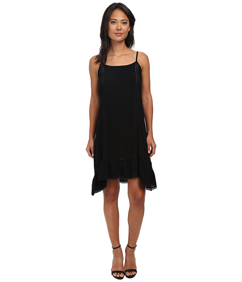 Allen Allen - Cami Dress (Black) Women's Dress