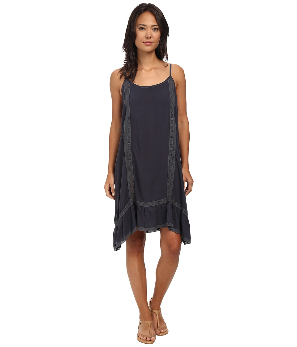 Allen Allen - Cami Dress (Flint) Women's Dress