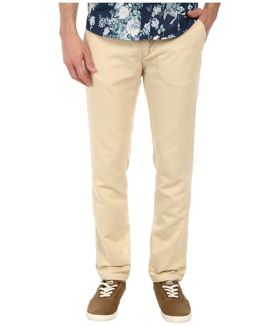Gant Rugger - R. Summer Twill Chino (Golden Beige) Men's Casual Pants
