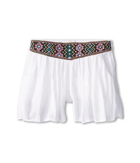 Ella Moss Girl - Jilly Shorts (Little Kids) (White) Girl's Shorts