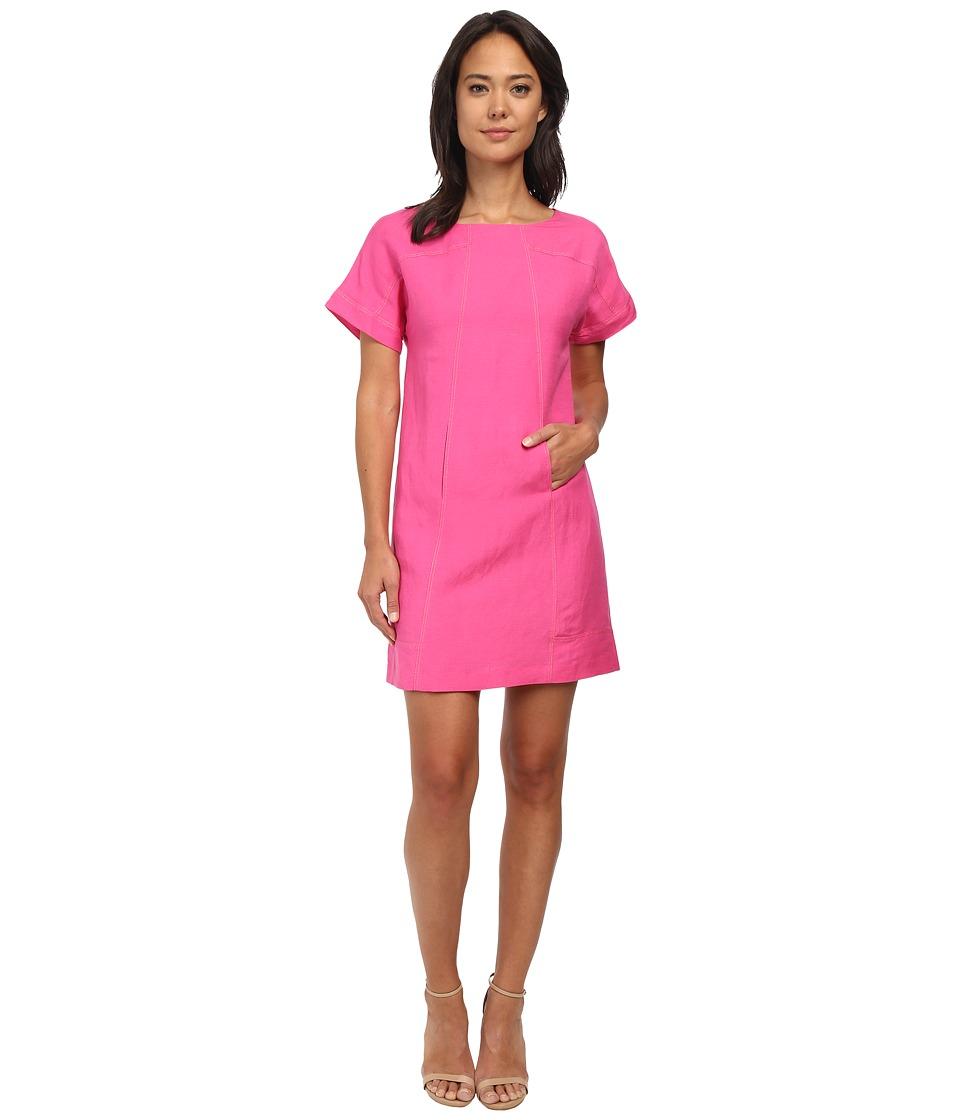 Tahari by ASL - Rob - Q Dress (Hot Pink) Women's Dress
