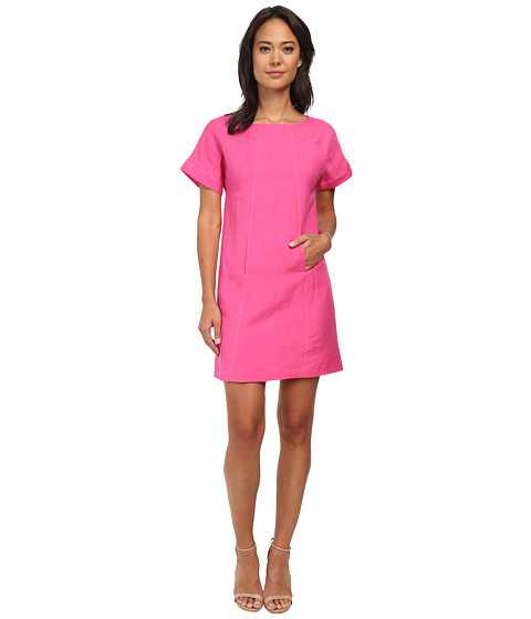 Tahari by ASL - Rob - Q Dress (Hot Pink) Women