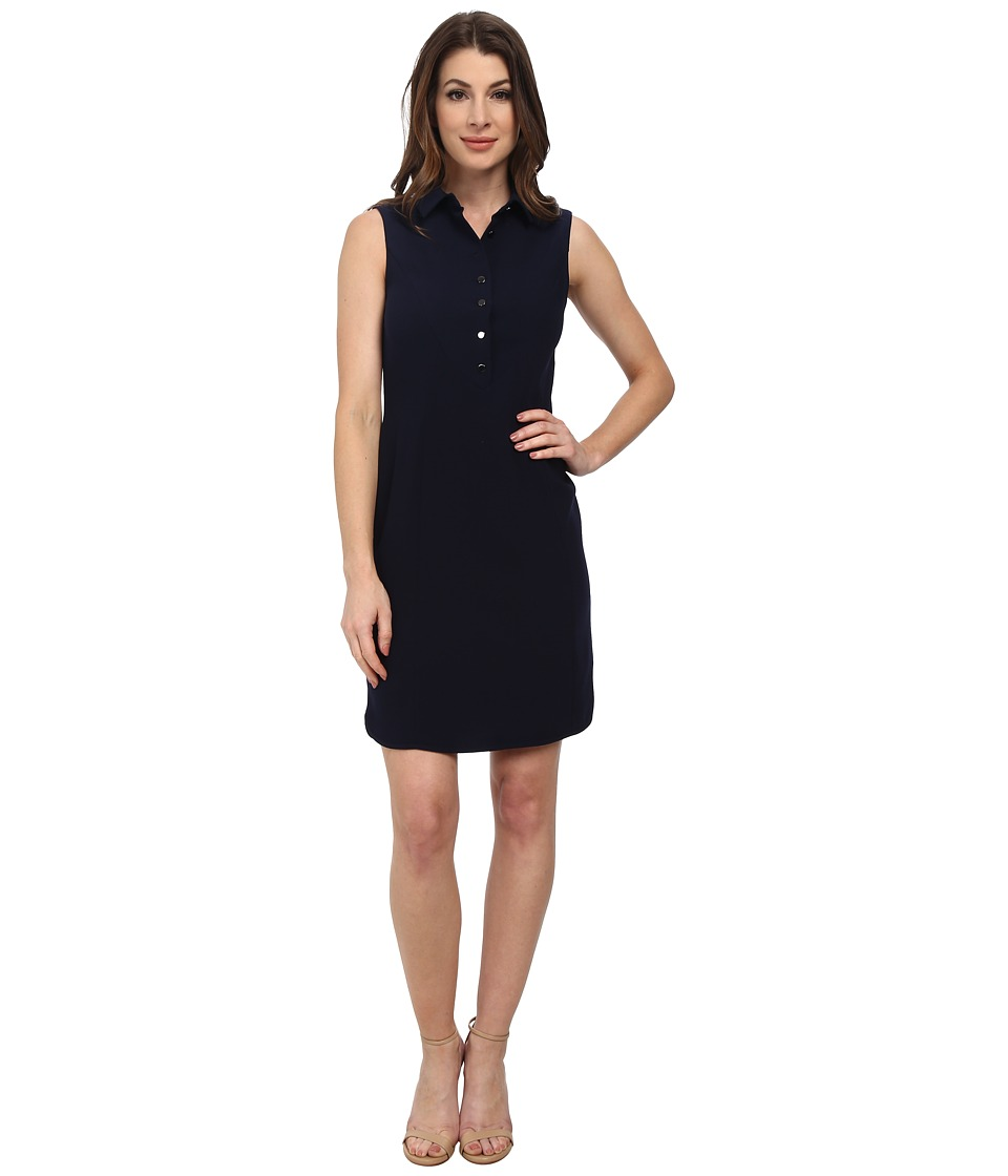 Tahari by ASL - Kyle - Q Dress (Navy) Women's Dress