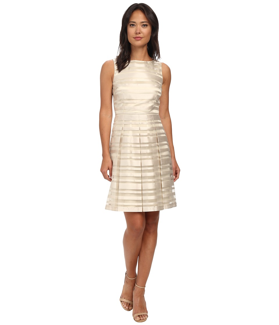 Tahari by ASL - Pete - C Dress (Champagne) Women's Dress