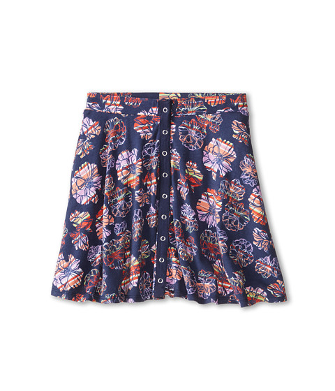 Splendid Littles - Printed Floral Skirt (Big Kids) (Print) Girl