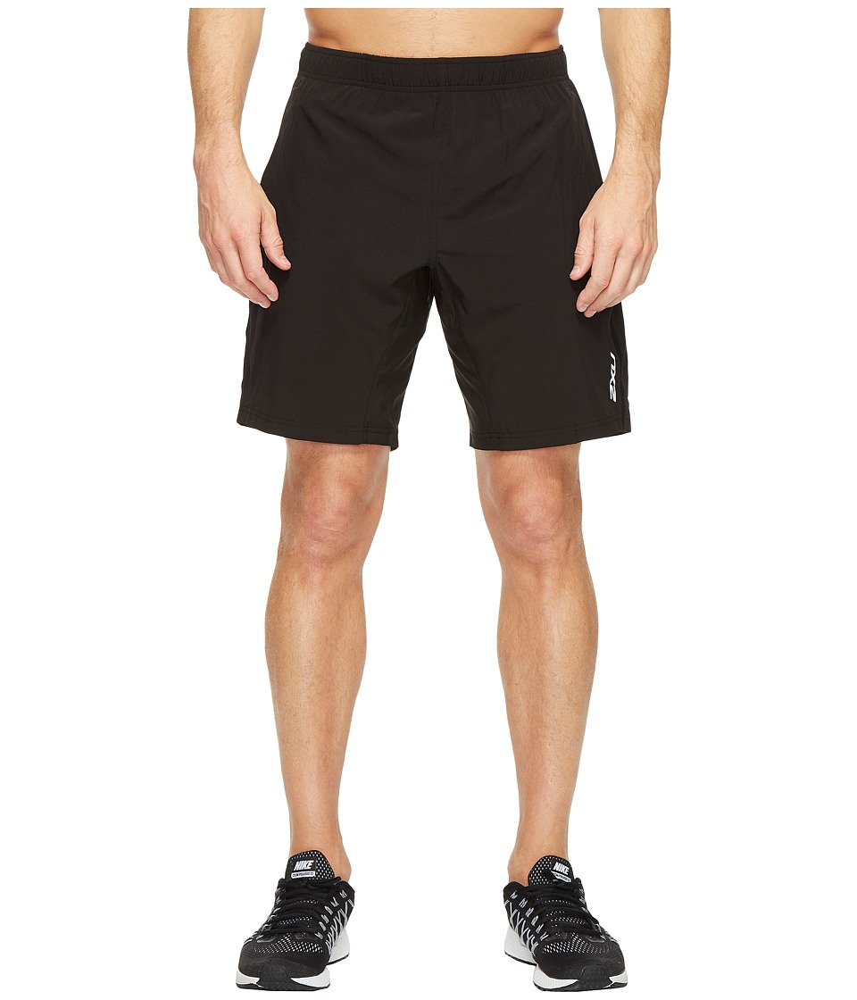 2XU Balance Shorts (Black/Black) Men