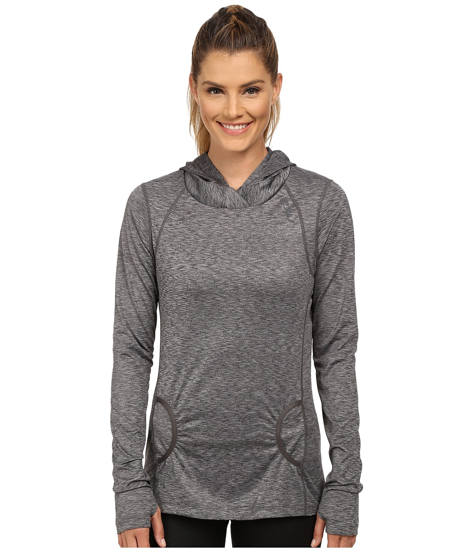 2XU - Movement Pullover (Ink/Moon Grey) Women's Clothing