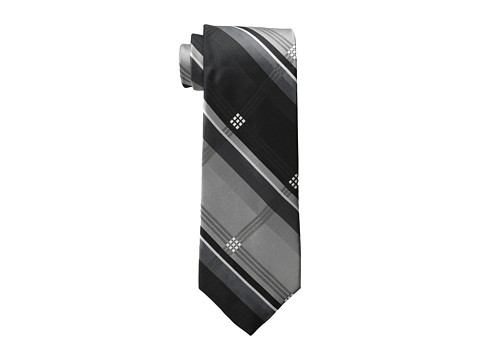 Kenneth Cole Reaction - Chris Grid (Black) Ties