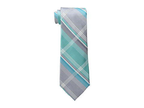 Kenneth Cole Reaction - Chris Grid (Teal) Ties
