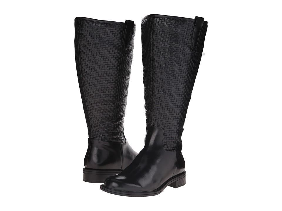 David Tate - Quest (Black) Women's Boots