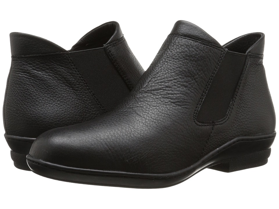 David Tate - London (Black) Women's Boots
