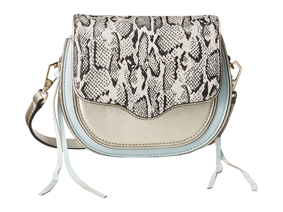 Rebecca Minkoff - Mini Sydney Crossbody (Tranquil Multi) Cross Body Handbags
