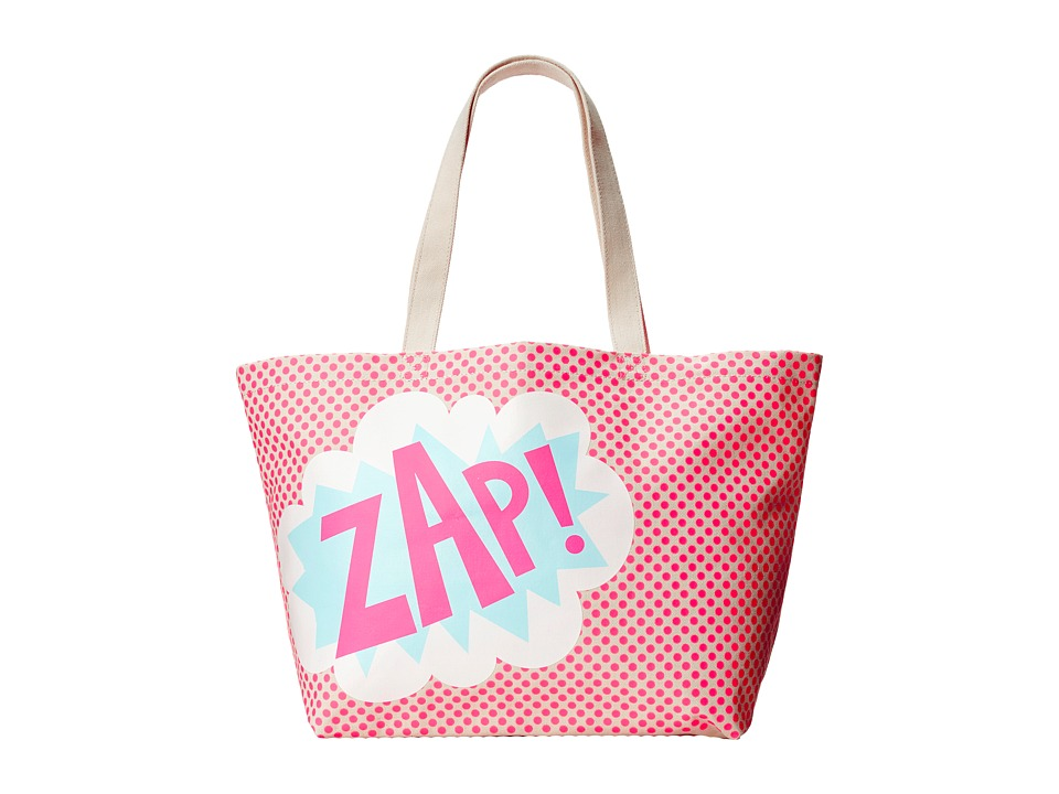Rebecca Minkoff - Zap! Tote (Electric Pink Multi) Tote Handbags