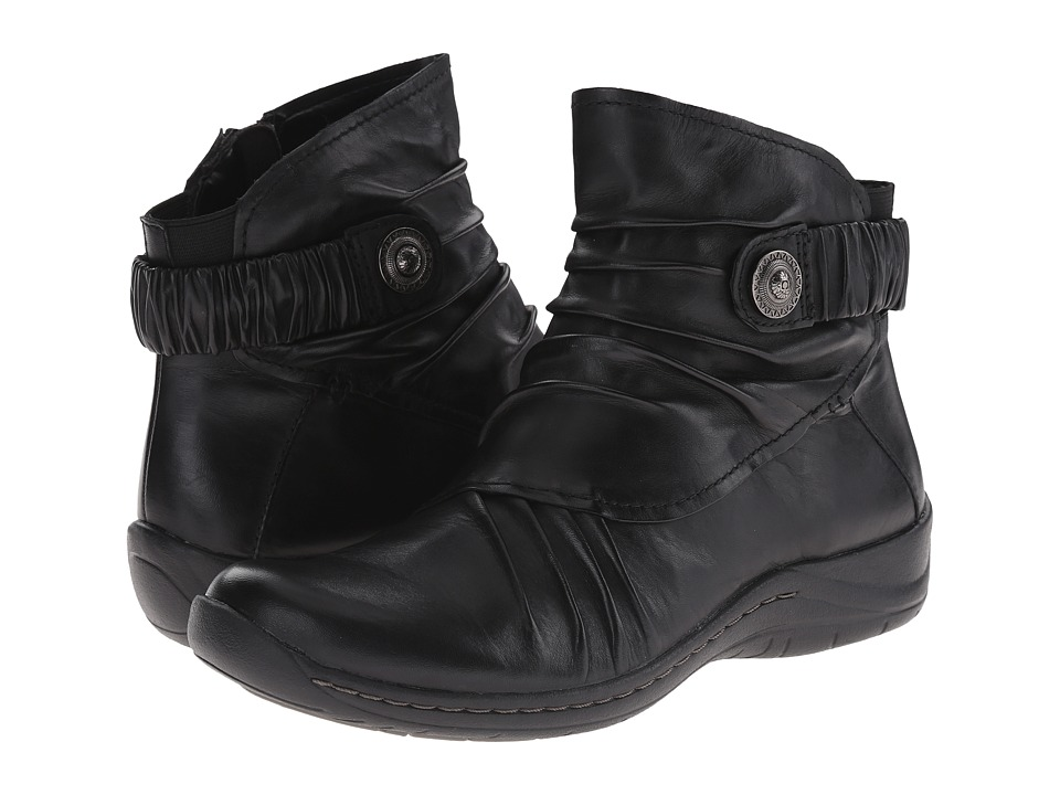 Earth - Thyme (Black Calf Leather) Women's Shoes