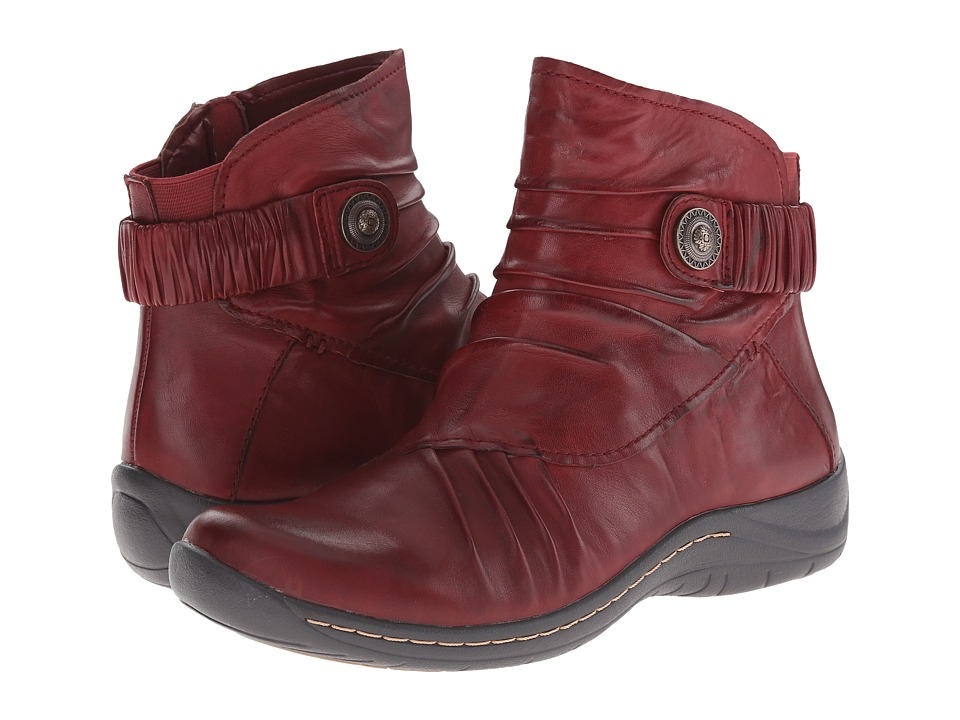 Earth - Thyme (Bordeaux Calf Leather) Women's Shoes
