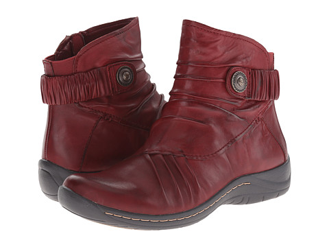 Earth - Thyme (Bordeaux Calf Leather) Women