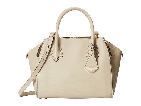 Rebecca Minkoff - Mini Perry Satchel (Khaki) Satchel Handbags