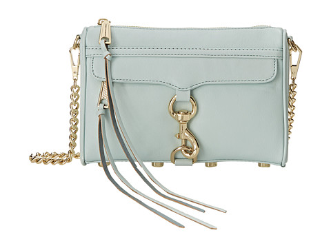 Rebecca Minkoff - Mini Mac (Tranquil) Cross Body Handbags