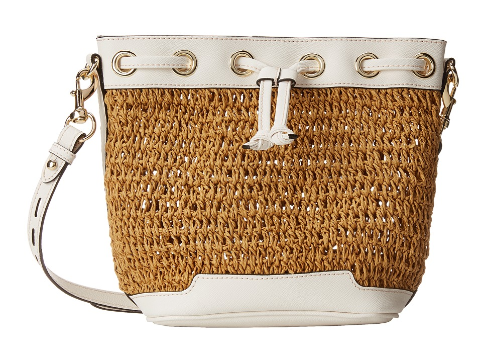 Rebecca Minkoff - Mini Fiona Bucket (Natural/Seashell) Handbags