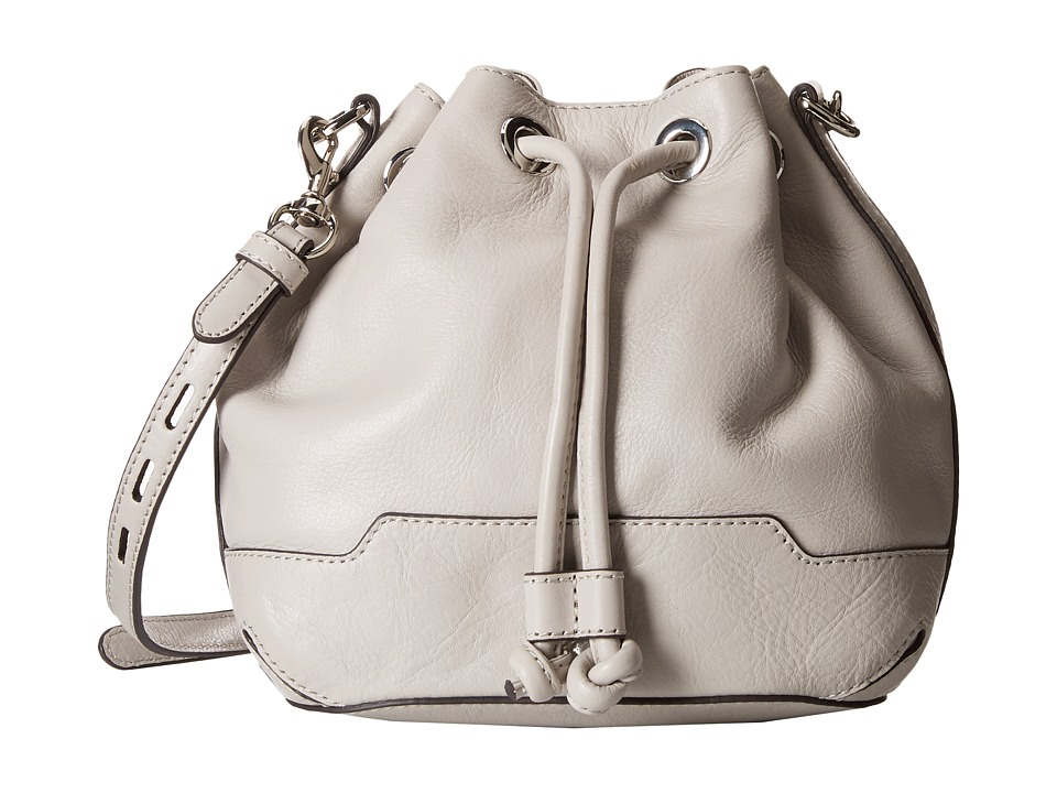 Rebecca Minkoff - Mini Fiona Bucket (Dove) Handbags