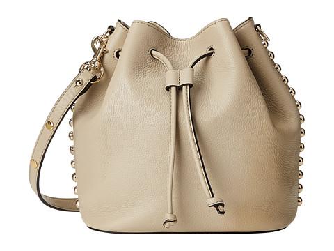 Rebecca Minkoff - Unlined Bucket (Khaki) Tote Handbags