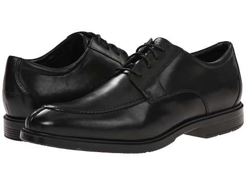 Rockport - City Smart Algonquin (Black) Men's Shoes