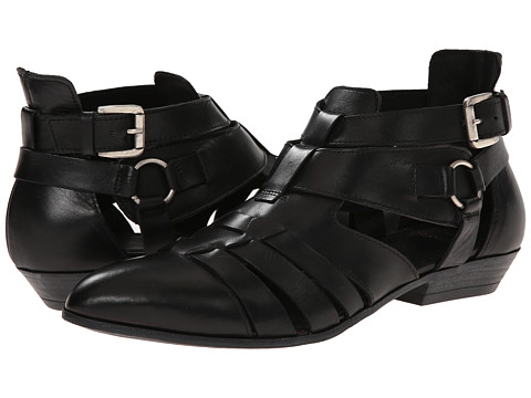 Summit White Mountain - Belen (Black Leather) Women