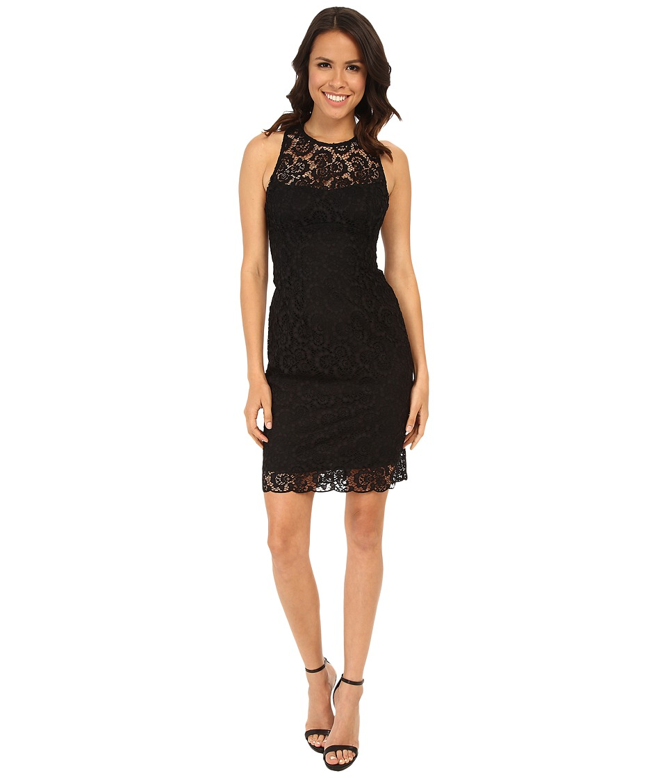 Nanette Lepore Sultry Sheath (Black) Women