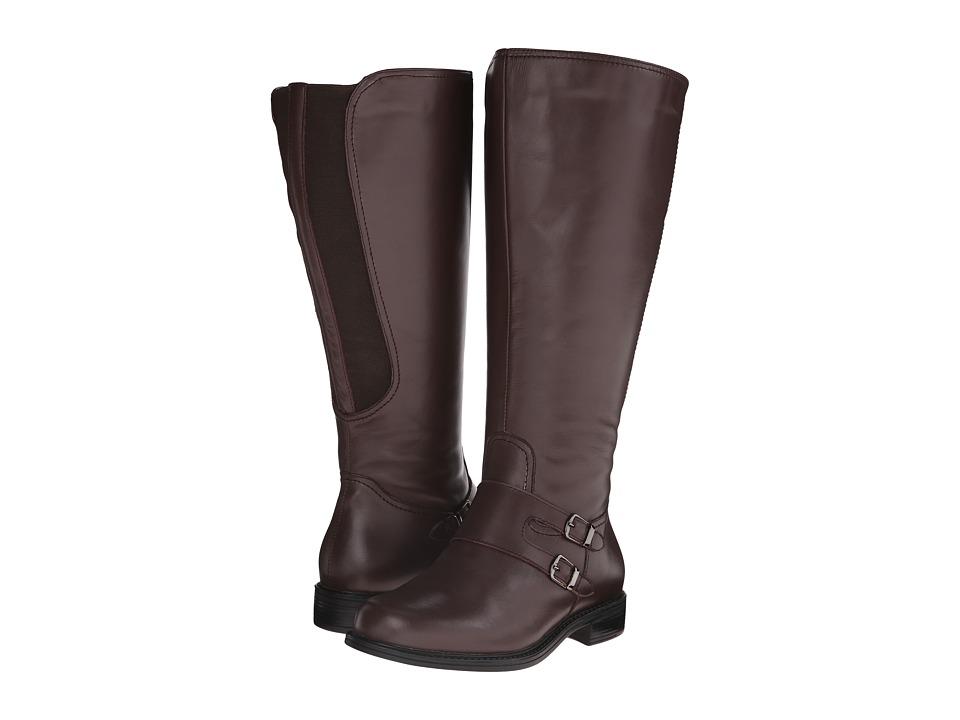 David Tate - Highland Wide Shaft (Brown Soft Calf) Women's Boots