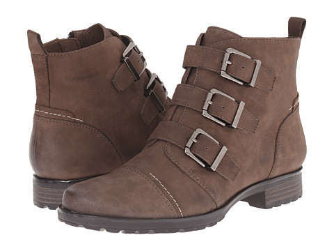 Earth - Carlow Earthies (Stone Vintage Leather) Women's Boots
