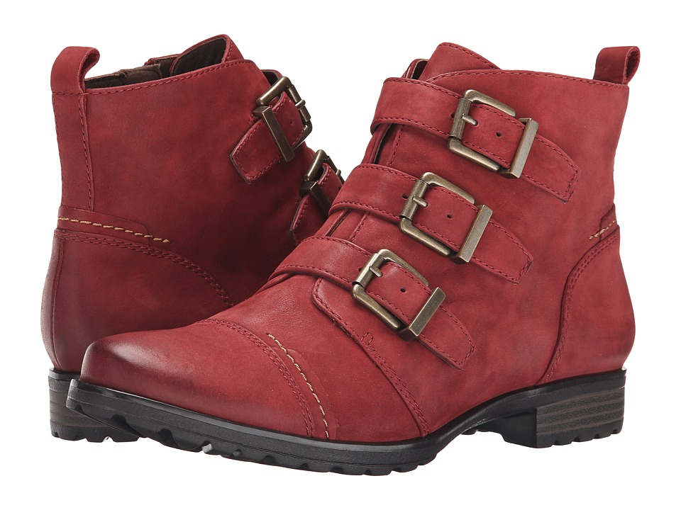Earth - Carlow Earthies (Red Vintage Leather) Women's Boots