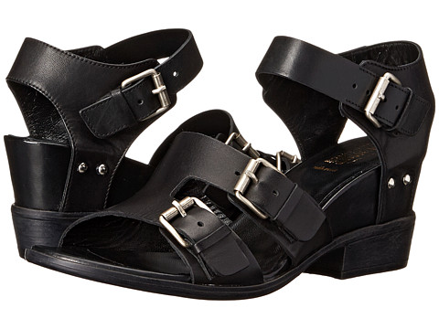 Summit White Mountain - Graciela (Black Leather) High Heels