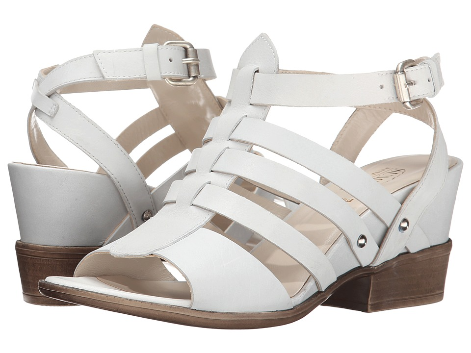 Summit White Mountain - Gryne (White Leather) High Heels