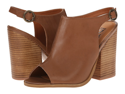 Type Z - Kainoa (Brown) Women's Sling Back Shoes