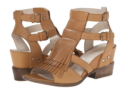 Summit White Mountain - Gera (Cognac Leather) High Heels