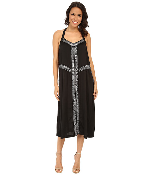 Nanette Lepore - Arang-A-Tango Dress (Black) Women's Dress