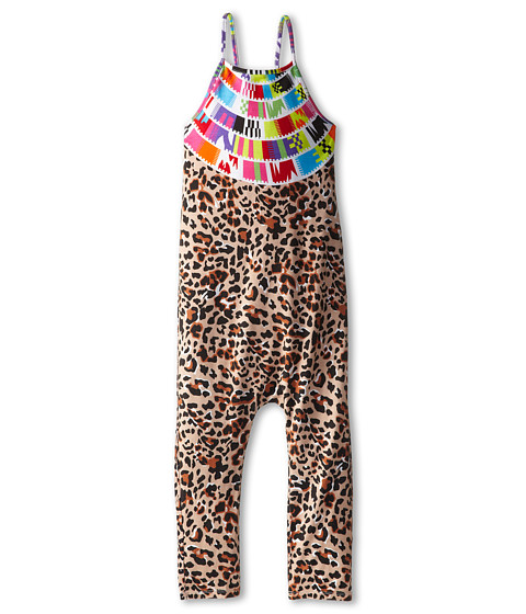 Mara Hoffman Kids - Jumpsuit (Toddler/Little Kids/Big Kids) (Jaguar Black) Girl's Jumpsuit & Rompers One Piece