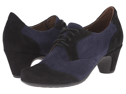 Earth - Milan Earthies (Deep Navy Suede) Women's Shoes