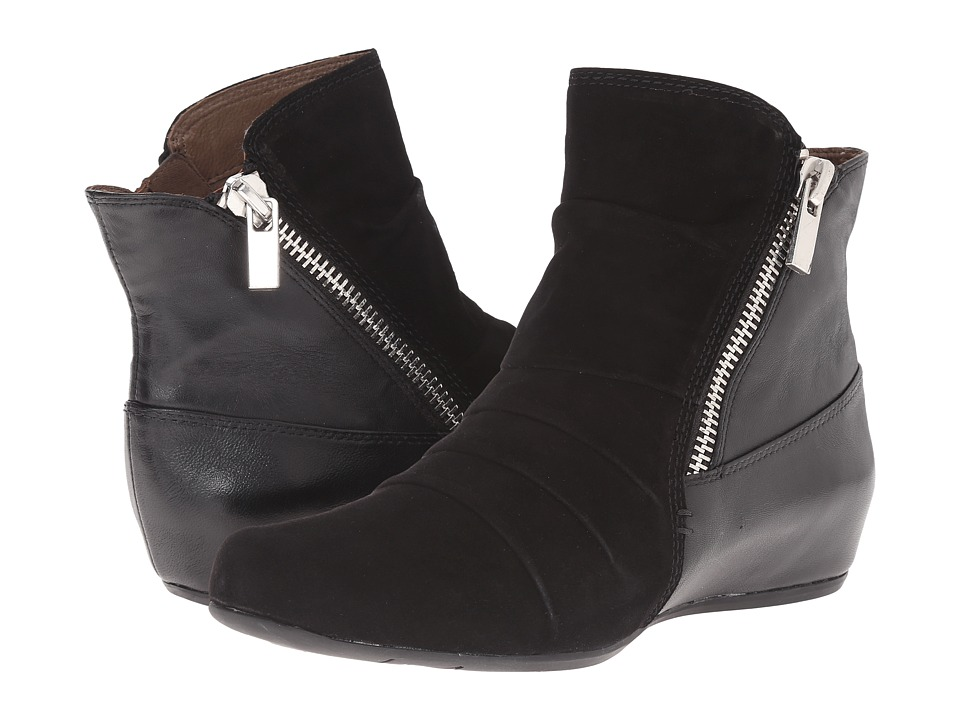 Earth - Pino Earthies (Black Suede) Women's Boots