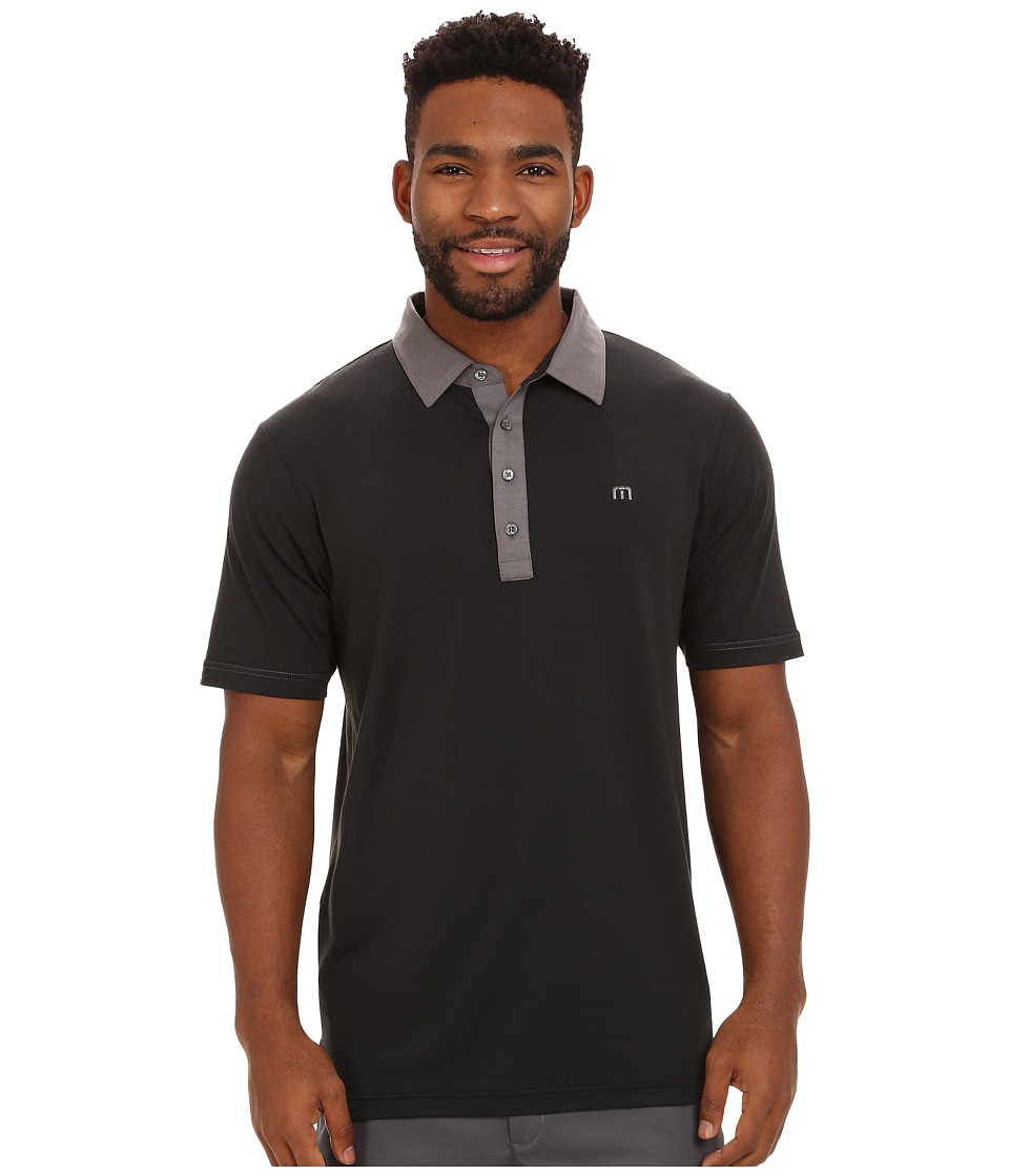 TravisMathew - Pool Boy (Black) Men