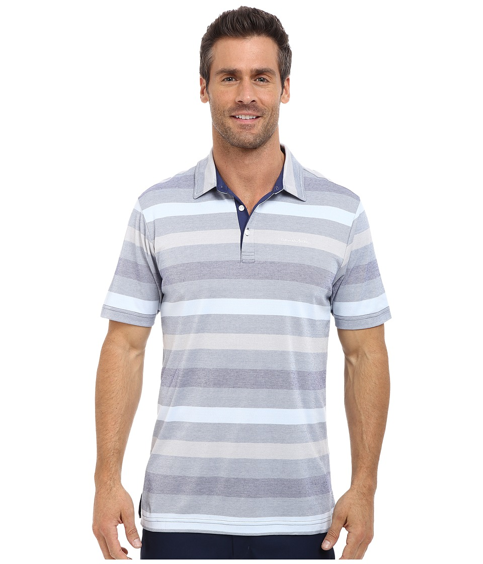 TravisMathew - The Real Deal (Vintage Indigo) Men's Clothing