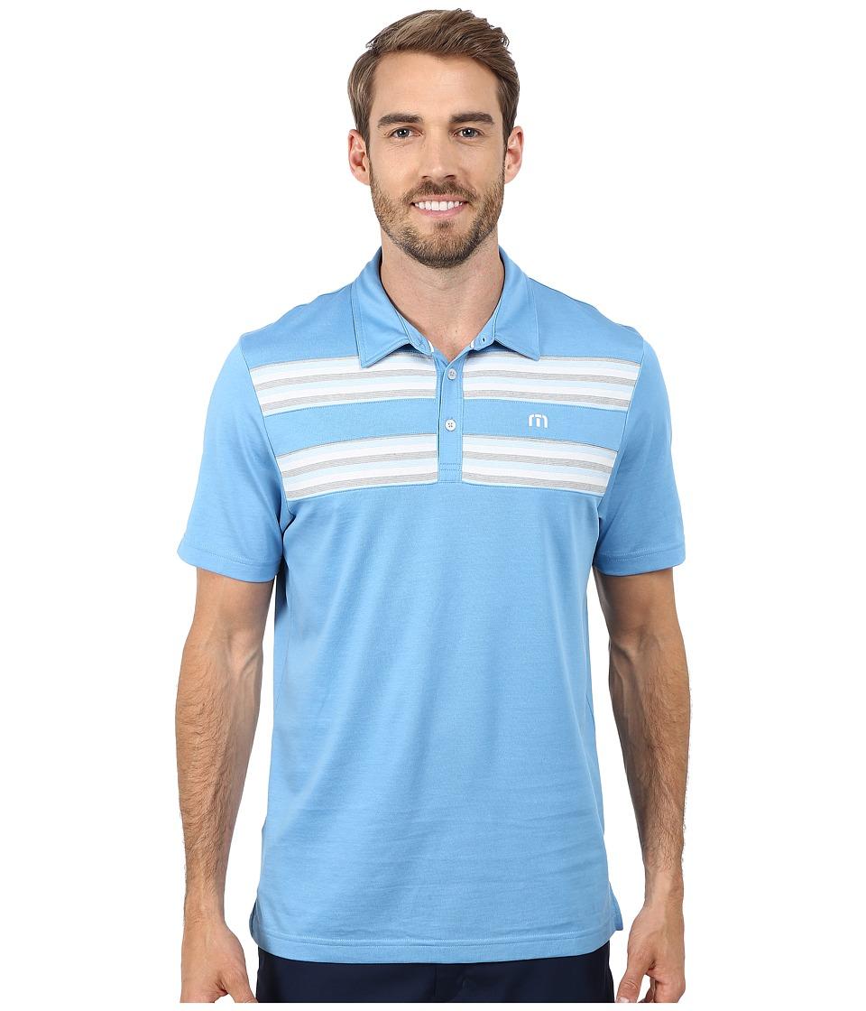 TravisMathew - Ligocki (Heritage Blue) Men's Clothing
