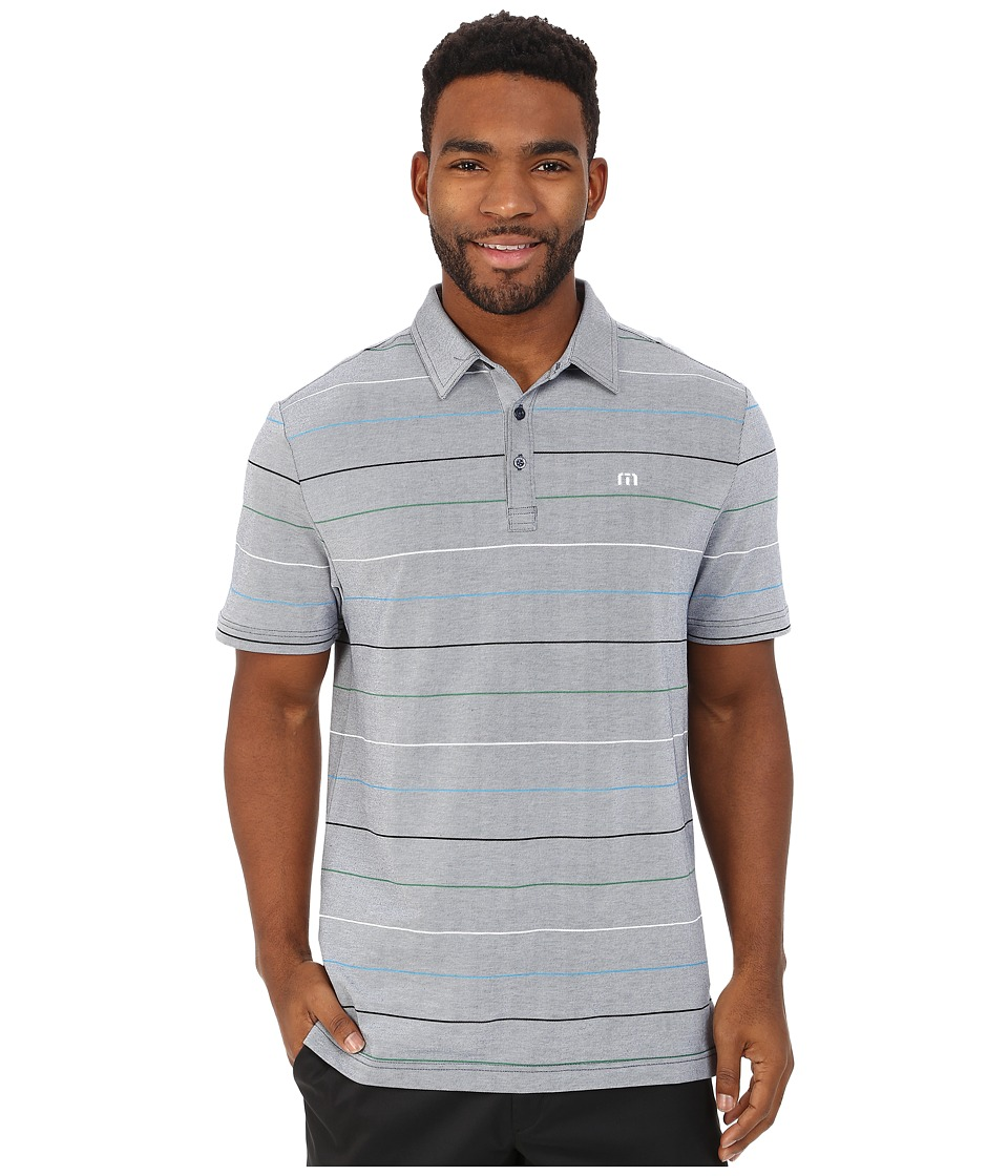 TravisMathew - Trestles (Vintage Indigo) Men's Clothing
