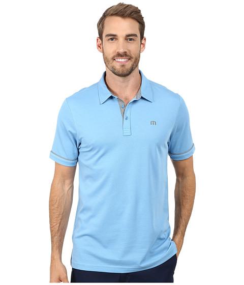 TravisMathew - Brunswick (Heritage Blue) Men's Clothing