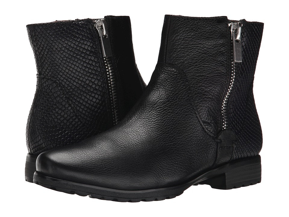 Earth - Sintra 2 Earthies (Black Leather) Women's Boots