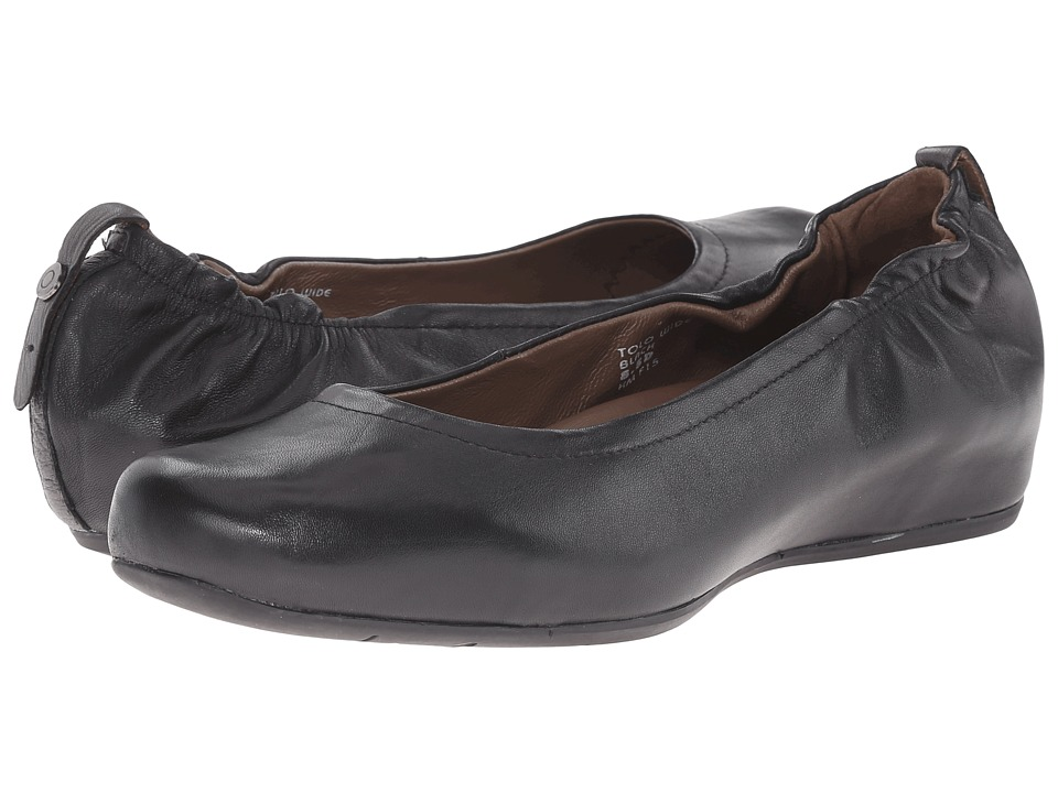 Earth - Tolo Earthies (Black Leather) Women's Shoes