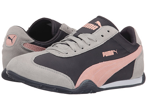 PUMA - 76 Runner Fun (Periscope/Coral Cloud Pink) Women's Shoes